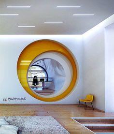 Wamhouse Office design idea as seen on www.interiordesignpro.org