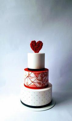 Valentine's Cake <3