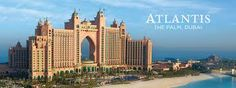 WIN A 5-NIGHT TRIP FOR 2 TO ATLANTIS IN DUBAI. Includes: Deluxe room including breakfast;  a dinner for two at Bread Street Kitchen (USD 463); $1,500 to spend towards your airfare rewarded through a Visa Gift Card; $500 credit on Shoptiques.com.