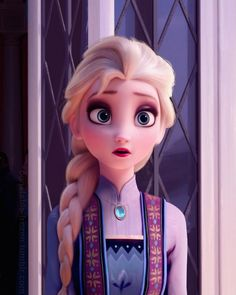 Anna Disney, Disney Princess Rapunzel, Disney Frozen Elsa, Olaf Frozen, Disney Fan Art, Cute Disney, Barbie Princess, Anna Frozen, Elsa Pictures