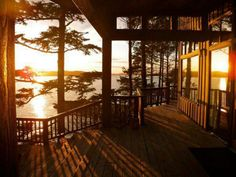 Middle Beach Lodge sunset❤️What more can I sayCS Cool Countries, Countries Of The World, Places To See, Places Ive Been, Live Happy, Vancouver Island, Story Inspiration, Pacific Northwest, British Columbia