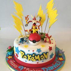 Image result for pokemon cake…