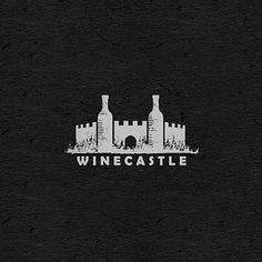 WineCastle Logo   Logo Design Gallery Inspiration   LogoMix