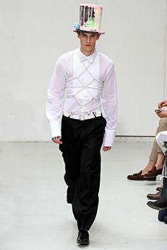 Walter Van Beirendonck Spring 2013 Menswear