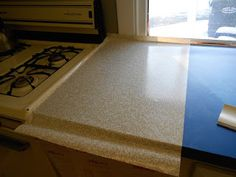 Do It Yourself Ditders Redecorating 2013 How To Update Laminate Countertops