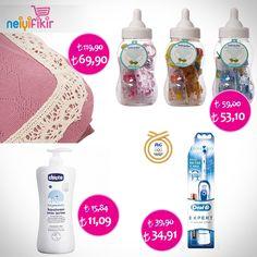 İndirimli ürünlerimizden sizin için seçtik! ♥ Resme tıklayın :) #Tril #Chicco #Bebedor #OralB #indirim #discount #babyproducts #babies #home #decoration #toothbrush