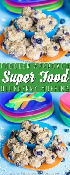 These have 6 super foods in them and are dense rich and my kids LOVE them! Healthy Toddler Meals, Toddler Snacks, Kids Meals, Healthy Snacks, Healthy Recipes, Toddler Dinners, Vegetarian Recipes, Baby Food Recipes, Cooking Recipes