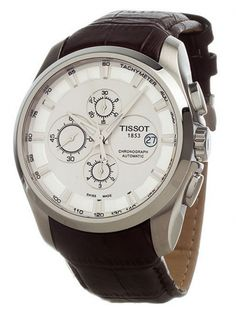 dddae960e4f TISSOT COUTURIER AUTOMATIC CHRONOGRAPH T035.627.16.031.00