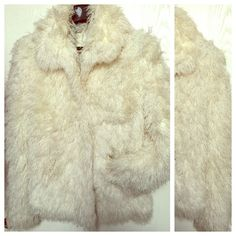 Vintage Love 1970's Faux Fur SHAGGY STRING Rockstar ARISSA coat. Very Rare. I've had it for 10 years and it was passed down to me‍❤️‍ Arissa Jackets & Coats Puffers