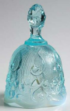 Blue Opalescent by Fenton