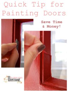 Quick Tip for Painti