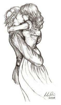 couple boy with wings sketch - Google Search