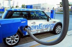 Hydrogen Use Could Cut CO2 Outputs