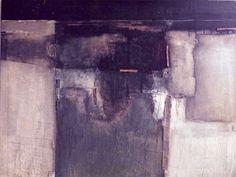 Terri Brooks Artist - Orange field 1998