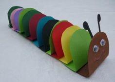 easy caterpillar craft