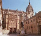 Summer of 1969, University of Salamanca in Salamanca, Spain