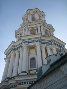 great lavra bell tower view from above - Google Search