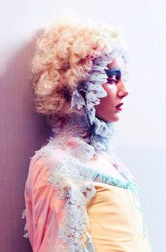 audrey kitching, saga sig, photography, iceland, fashion, couture, london