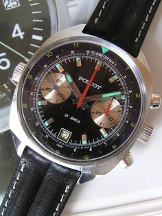 FS: Poljot Sturmanskie Black Dial 3133 2000's