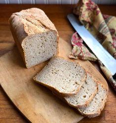 Healthy Bread Recipes, Sandwich Bread Recipes, Baking Recipes, Healthy Breads, Flour Recipes, Sourdough Recipes, Sourdough Bread, Yeast Bread, Baking Flour