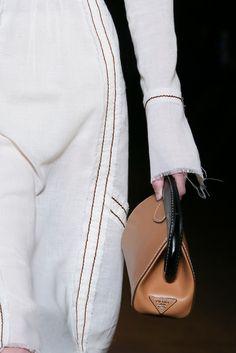 Retro bold Clutch! Spring 2015 Ready-to-Wear - Prada