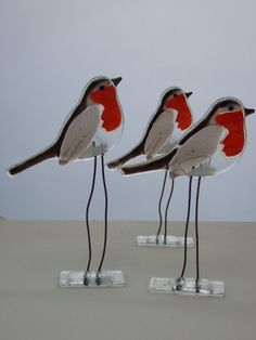 """Robin"" Birds - Dorte Pape, Scotland"