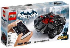 LEGO DC Comics Super Heroes 76112 : La Batmobile télécommandée