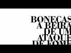 ENJOY #1_Ep. 2 Regina Guerreiro | Bonecas à Beira de Um Ataque de Fome - YouTube