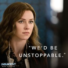 The Dauntless and Factionless are only as strong as they are united.   Insurgent http://insur.gent/tix