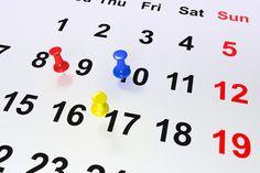 ¿Usas tu calendario de la mejor manera posible? > Al calendario solo van los compromisos con terceros, no los que tu te impones
