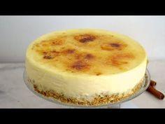 Tarta de crema catalana ¡Por menos de 3€! | Cuuking! Recetas de cocina