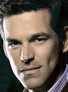 Eddie Cibrian - And the eyes have it, well maybe the dimples, too.