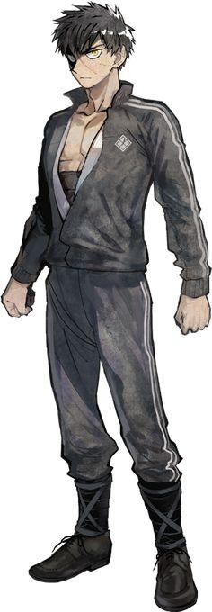 Husbando of the day: Doutanuki Masakuni Anime Oc, Anime Guys, Character Costumes, Game Character, Fantasy Characters, Anime Characters, Yakuza Anime, Anime Black Hair, Touken Ranbu Characters