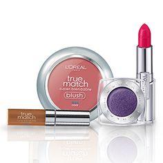 Total Beauty Lookbook - Match Makeup To Your Skin Tone - L'Oréal Paris
