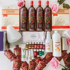 Our holistic monthly wellness box