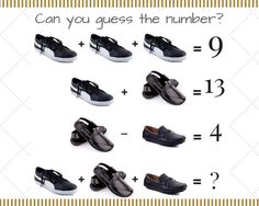 shoes-puzzles-brain-teaser-riddles-interesting-math-puzzles