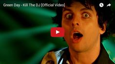 Watch: Green Day - Kill The DJ See lyrics here: http://greenday-lyrics.blogspot.com/2013/07/kill-dj-lyrics-green-day.html #lyricsdome