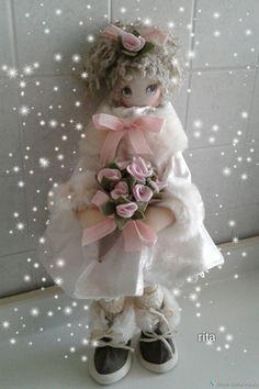 Fairy, Teddy Bear, Dolls, Kitchen, Tela, Storage, Fabrics, Baby Dolls, Cooking