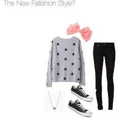 Cute Fashion for Fallishion?