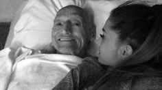 Ariana Grande Says Emotional Goodbye To Her Grandfather - MTV