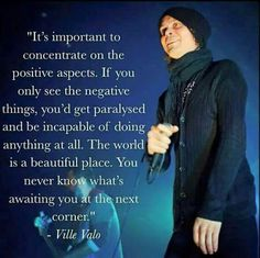 Ville Valo quotes