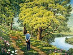 touching hearts: JOHN SLOANE - PAINTINGS