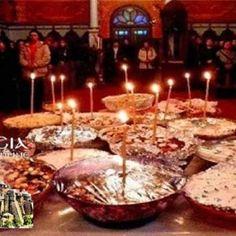 Παστίτσιο με μανιτάρια - Αγιορείτικο - ΕΚΚΛΗΣΙΑ ONLINE Table Settings, Place Settings, Tablescapes