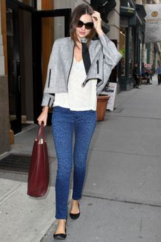 Love Miranda Kerrs Jeans!
