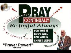 Prayer Power - Part Two