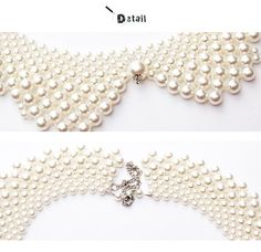 ZOO Faux-Pearl Collar from YesStyle $15