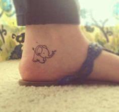 Elephants never forget❤
