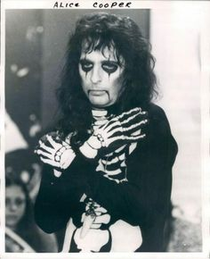 Alice Cooper, School's Out! Alice Cooper, Detroit, Michigan, Gypsy Moon, Thing 1, Glam Rock, Rock Music, Hard Rock, The Magicians