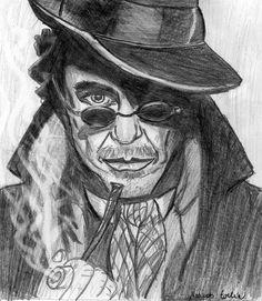 Sherlock #sherlock #drawing