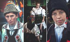 Inside the Romanian village where people live like their ancestors #DailyMail